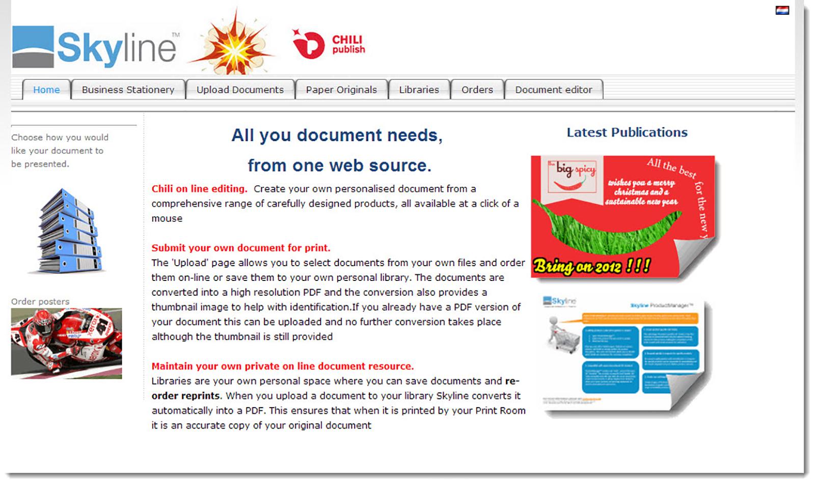 eprintdirect partners chilipublishcom